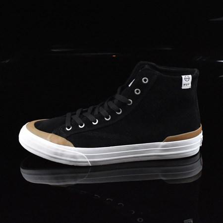 HUF Classic Hi Shoes Black, Gum