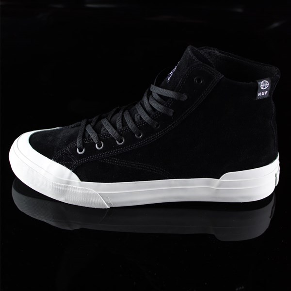 HUF Classic Hi Shoes Black, Bone
