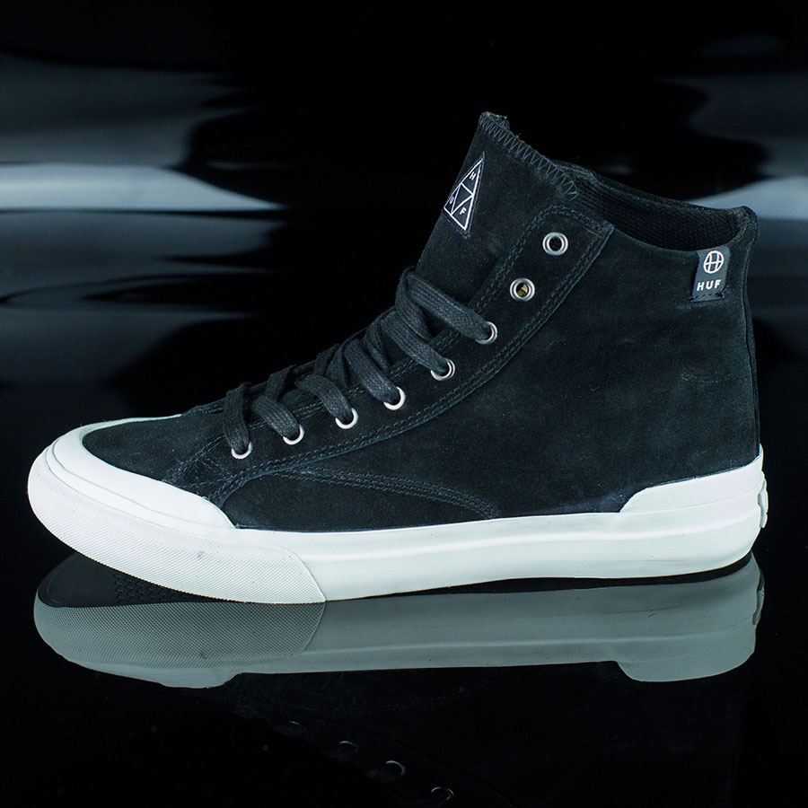 Black, Light Gray Shoes Classic Hi Shoes in Stock Now