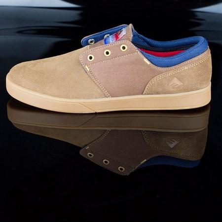 Emerica The Figueroa Shoes Brown, Gum