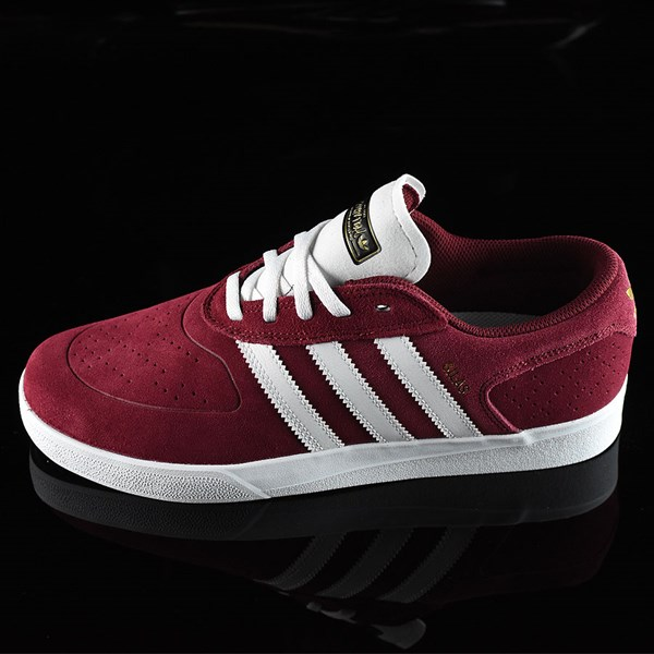 97f1d8b1d58 Silas Vulc ADV Shoes Burgundy In Stock at The Boardr