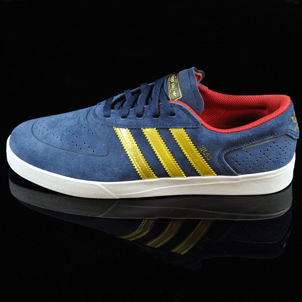 bc29c70715 adidas Silas Vulc ADV Shoes Navy