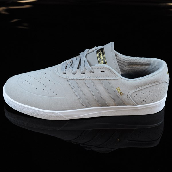 264de7f37a adidas Silas Vulc ADV Shoes Solid Grey