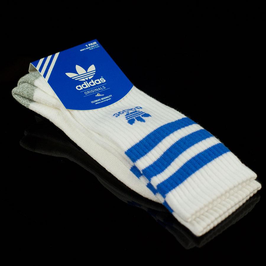 White, Bluebird Socks Originals Socks in Stock Now
