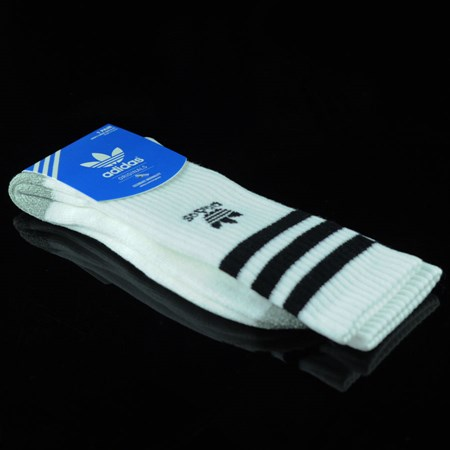 adidas Originals Socks White, Black