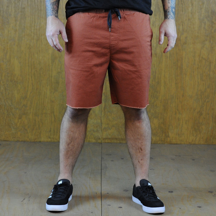 Burnt Orange Pants and Jeans Madrid Shorts in Stock Now
