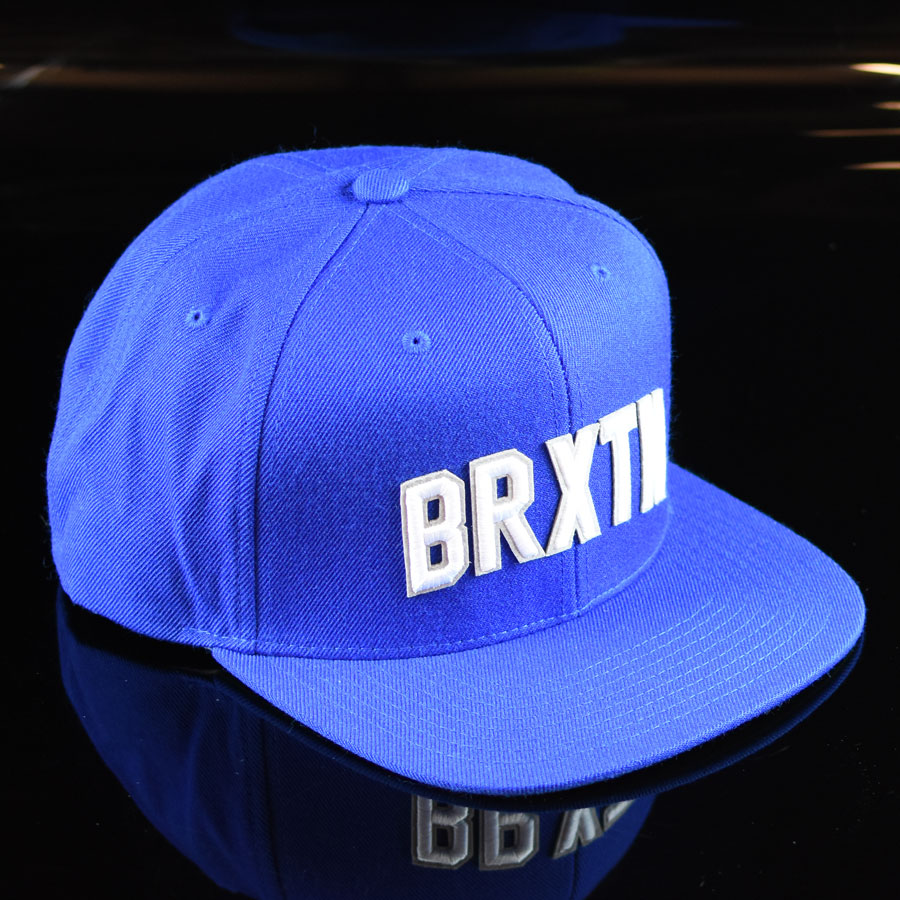 Blue Hats and Beanies Hamilton Snap Back Hat in Stock Now
