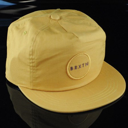 Brixton Meyer Hat Burnt Orange