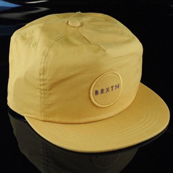 Brixton Meyer Hat Burnt Orange