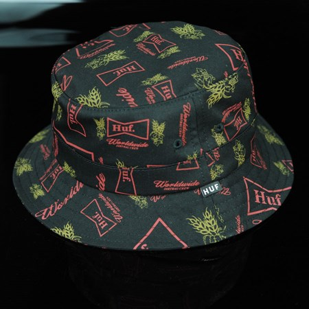 HUF Drink Up Bucket Black