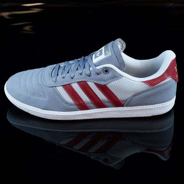 2d84c094 adidas Skate Copa Shoes Grey, Nomad Red, Light Grey