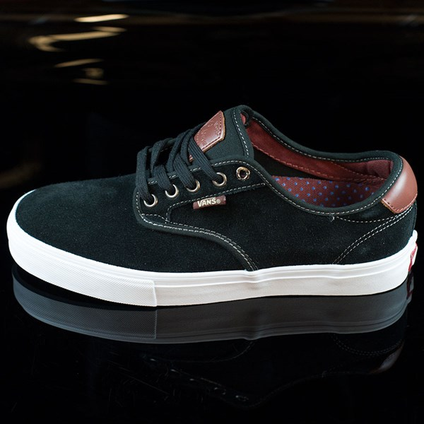 4efd5133638f0b Vans Chima Ferguson Pro Shoes Black