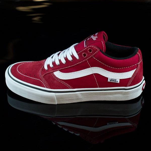 27c468a829ac04 Vans TNT SG Shoes Scarlet