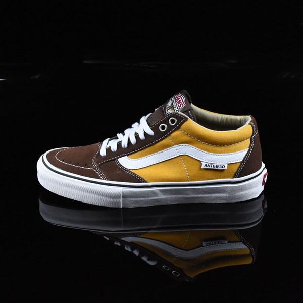 36b1d10e00f Vans TNT SG Shoes Brown