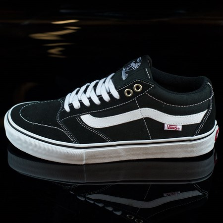 Vans TNT SG Shoes Black, White in stock now.