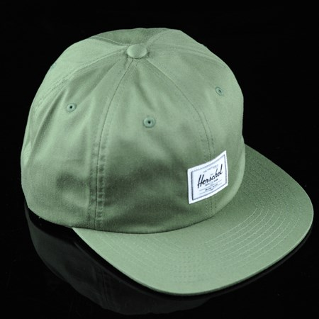 Herschel Albert Strap Back Hat Army