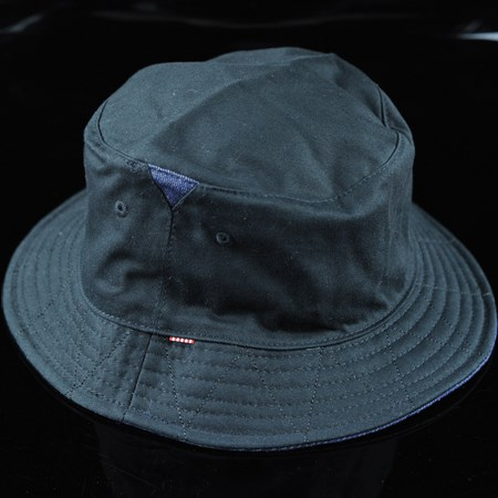 Herschel Lake Bucket Hat Black, Denim