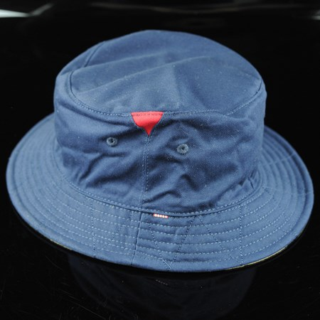 Herschel Lake Bucket Hat Navy, Camo