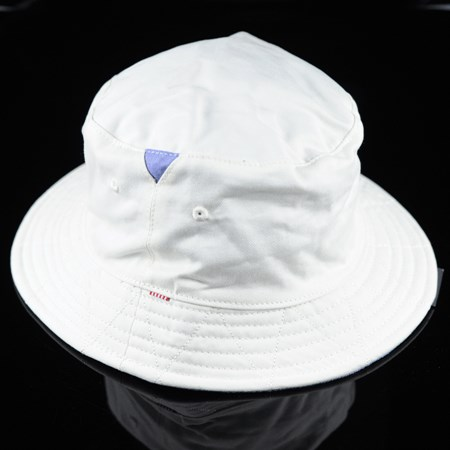 Herschel Lake Bucket Hat Natural, Chambray