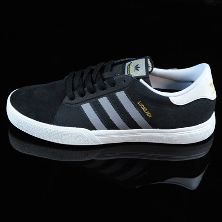 adidas Lucas ADV Shoes Black, Grey, White in stock now.
