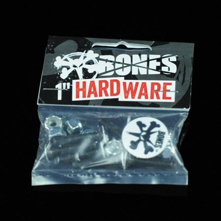 Bones Bearings Mounting Hardware Black
