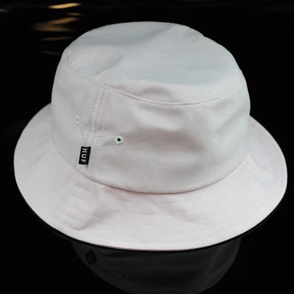 HUF Oxford Bucket Hat Pink