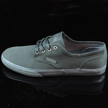 Emerica Wino Cruiser Shoes Black, Black