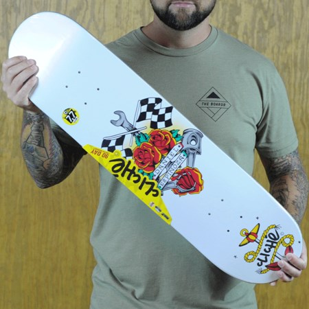 Cliche Daniel Espinoza Sailor Tattoo Deck