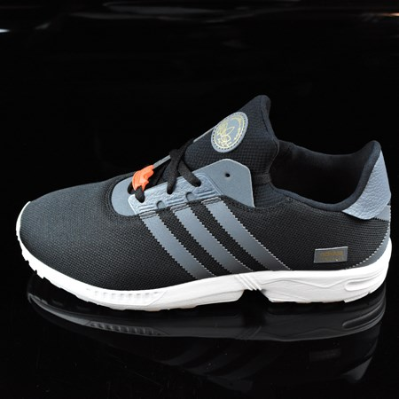 Size 8 in adidas ZX Gonz Shoes, Color: Black, Onyx, White
