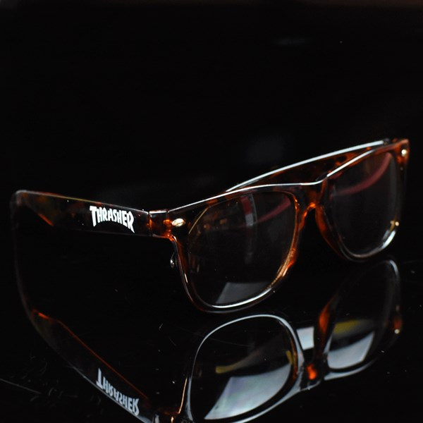Thrasher Sunglasses  thrasher sunglasses tortoise in stock at the boardr