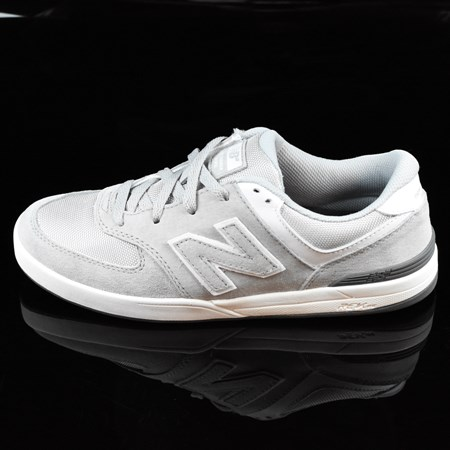 Size 9 in NB# Logan-S 636 Shoes, Color: Grey, White