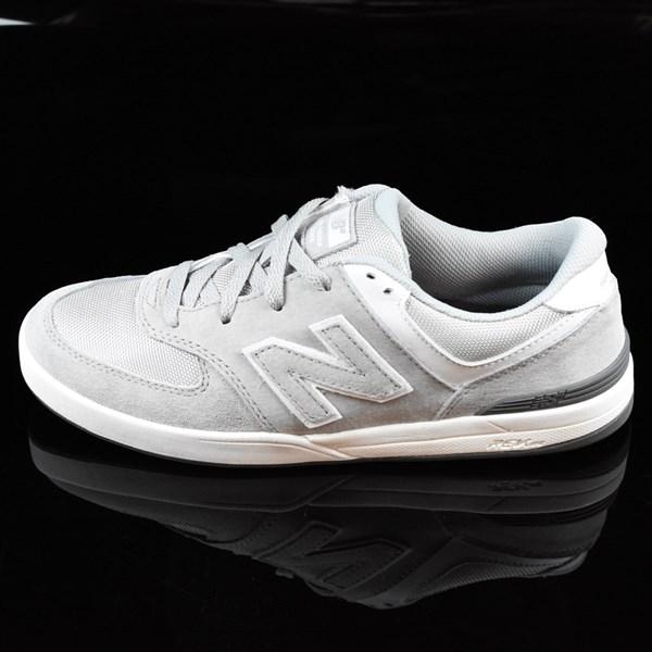 NB# Logan-S 636 Shoes Grey, White