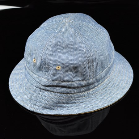 Brixton Banks Bucket Hat Light Blue