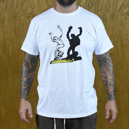 Transportation Unit Slappy T Shirt White