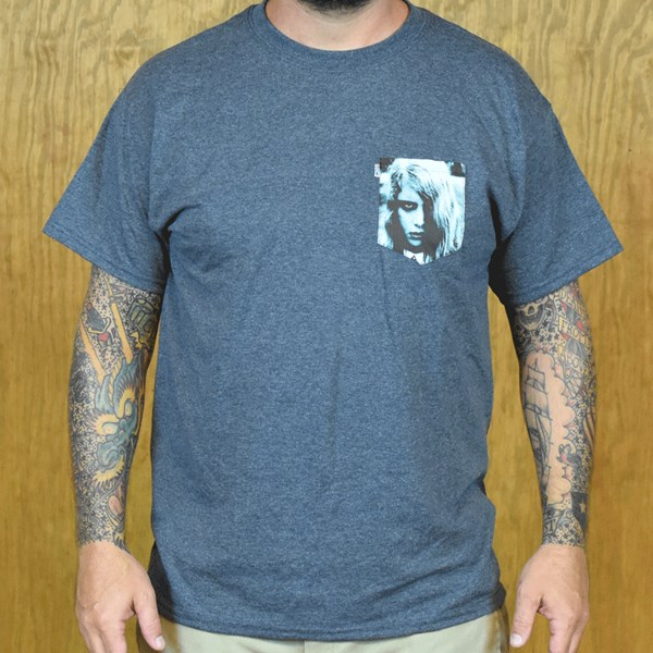 Ant Apparel Night Of The Living Dead T Shirt Heather Grey