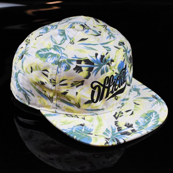 The Official Brand Jamie Thomas Endless Bummer Snap Back Hat Floral