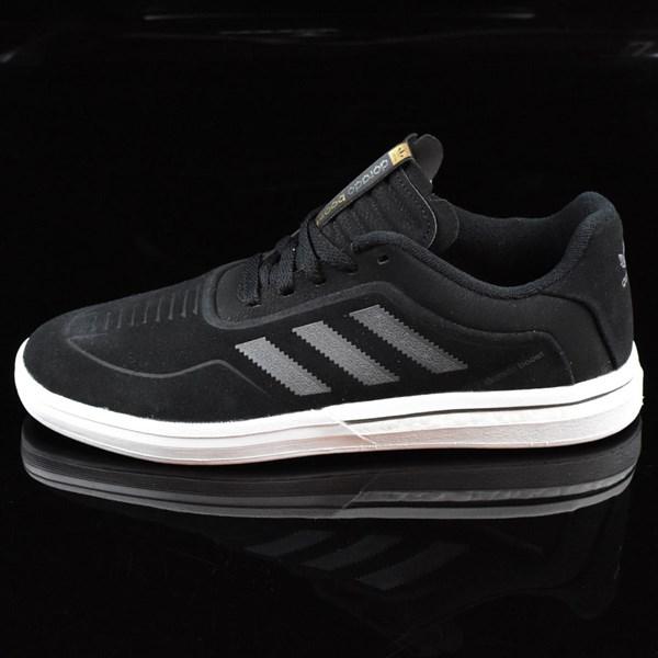 adidas Dorado ADV Boost Shoes Black, Iron, White
