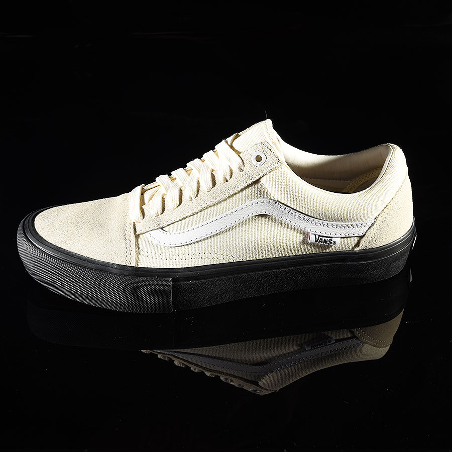 Classic White, Black Shoes Old Skool Pro Shoes in Stock Now