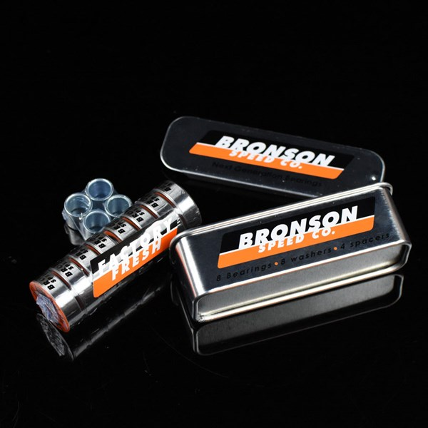 Bronson Speed Co G3 Bearings N/A