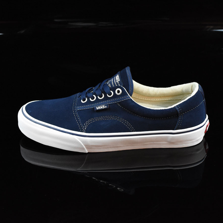 Dress Blue, White Shoes Rowley Solos Shoes in Stock Now