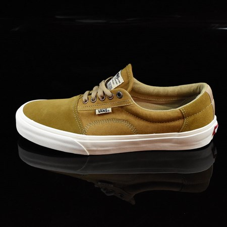 Vans Rowley Solos Shoes Olive, White