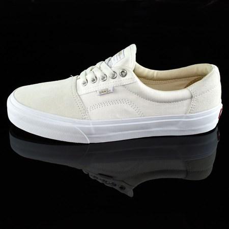 Vans Rowley Solos Shoes Herringbone White