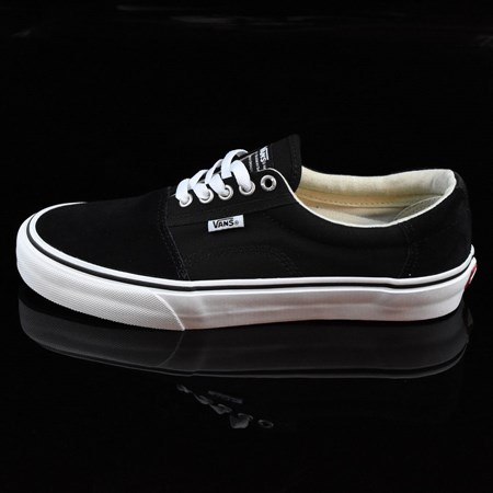 Vans Rowley Solos Shoes Black, White in stock now.