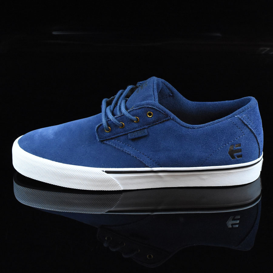 Blue, White Shoes Jameson Vulc Shoes in Stock Now