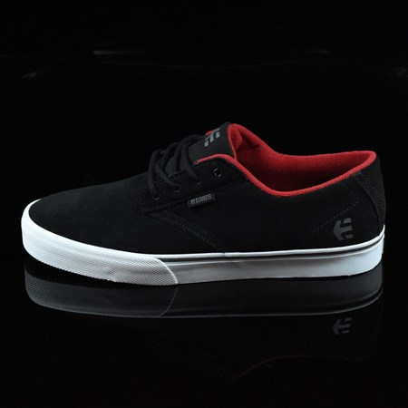 Size 13 in etnies Jameson Vulc Shoes, Color: Black, White