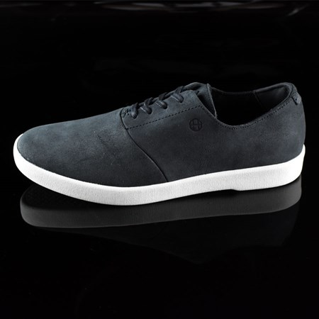 Size 8 in HUF Austyn Gillette Pro Shoes, Color: Black Oiled Suede
