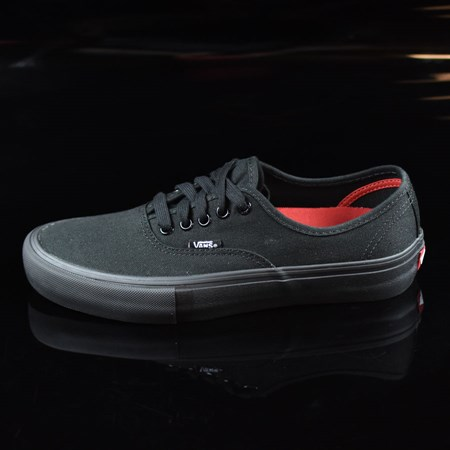Vans Authentic Pro Shoes Black, Black