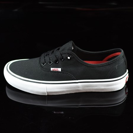 Vans Authentic Pro Shoes Black, White