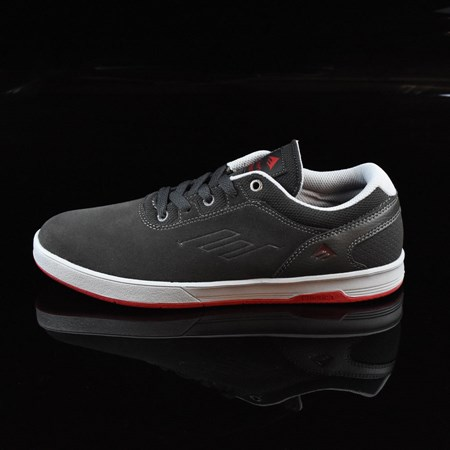 Emerica The Westgate CC Shoes Grey, Red