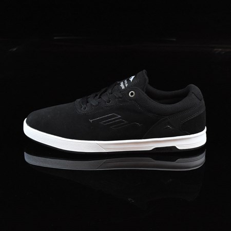 Size 9 in Emerica The Westgate CC Shoes, Color: Black, White